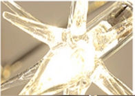 Fancy Star Led Downlight Ceiling Light Dining Room Chandeliers Nordic Style