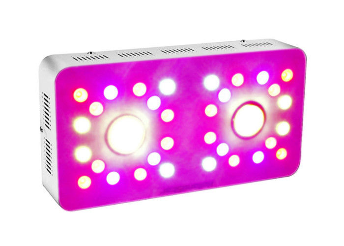 900W Plant Double Chip Led Grow Light 5000-5800 K Excellent Heat Dissipation